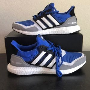 Ultraboost S&L 'Blue Grey'